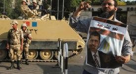 Democracy in Egypt Was Too Sick and It Is Dead Now